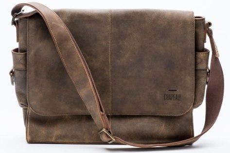 Chapeau messenger bags