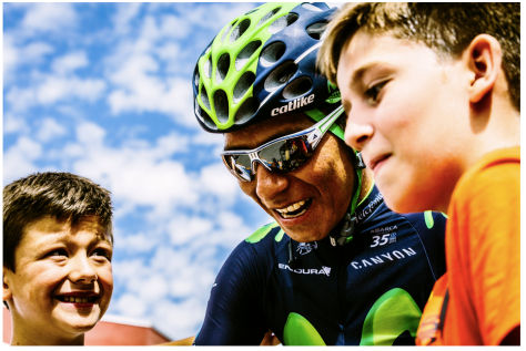 Marshall Kappel Vuelta Quintana 2014