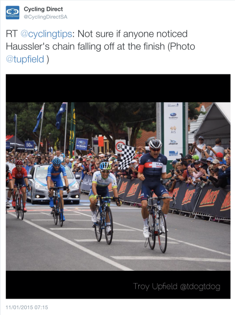RoadNats HH chain
