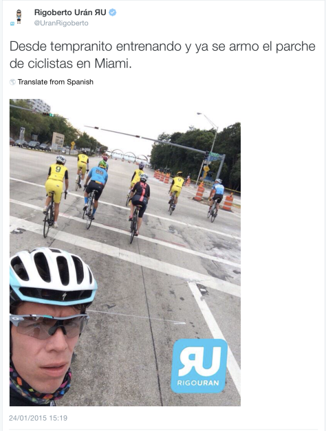 RU Miami huh