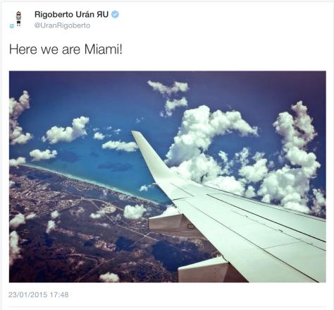 RU plane Miami