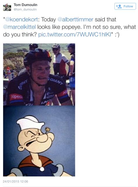 TDU Popeye