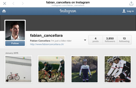 Trek Fabs Instagram