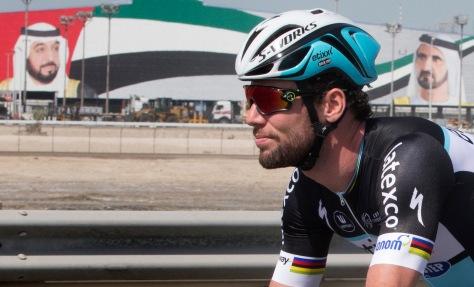 Cavendish enjoyed his week in Dubai (Image: Dubai Tour)