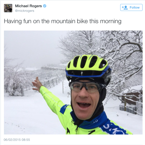 G Rogers snow