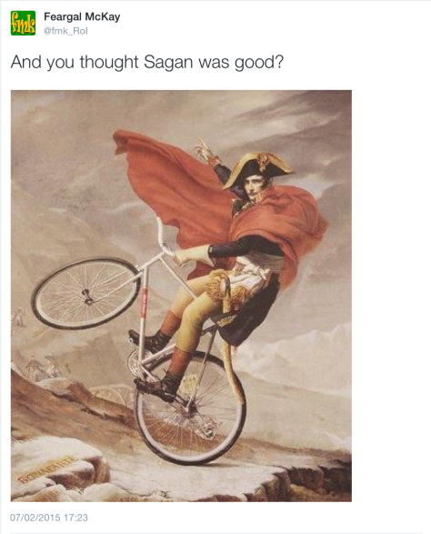 G Sagan Napoleon
