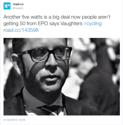 G Vaughters 5 watts