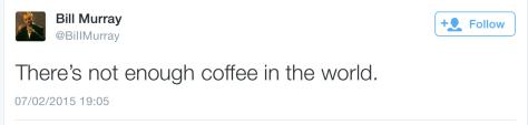Last word coffee
