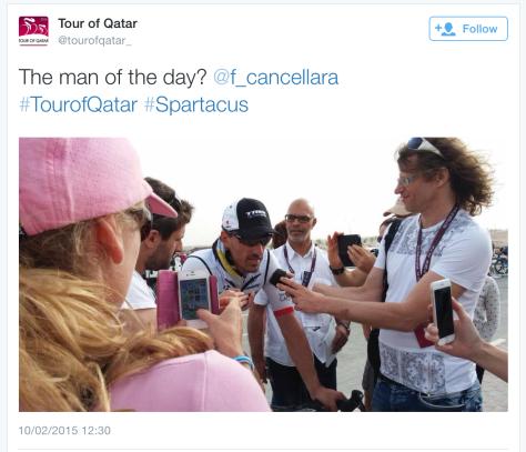 Qatar Fabs TT