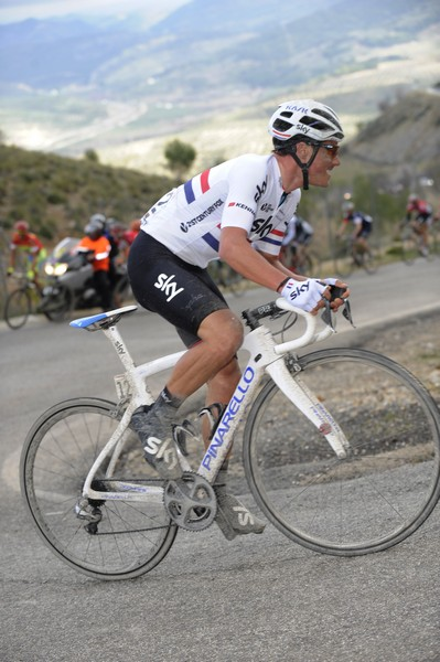 Kennaugh produced some swashbuckling performances in the mountains (Image: Vuelta a Andalucia)