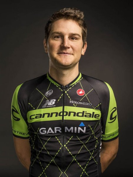 The wholesome Ted King (image: Cannondale-Garmin)