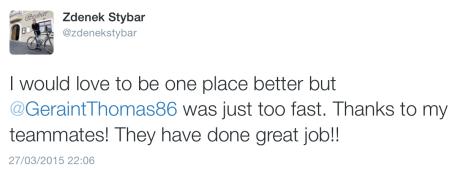 E3 Stybar congrats 2