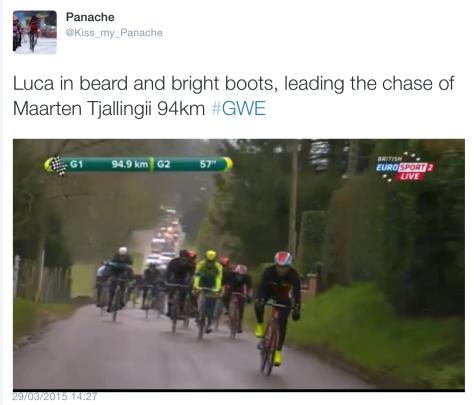 GW Paolini boots