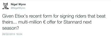 OHN Etixx signing