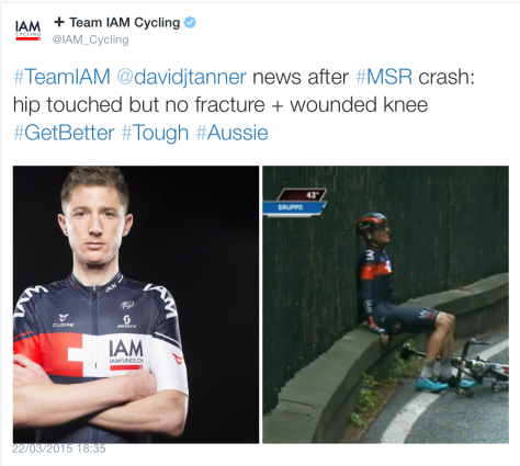 post MSR IAM crash