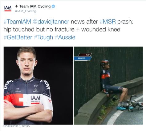 post MSR IAM crash