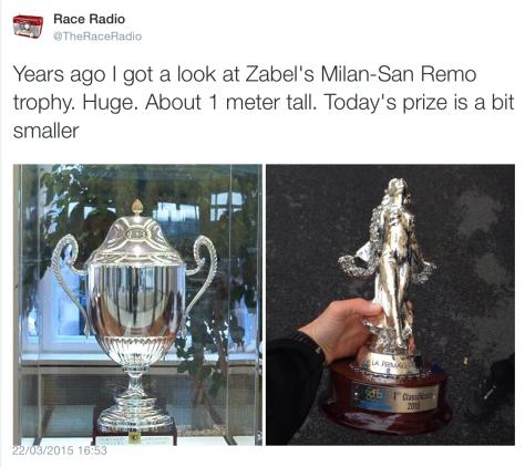 Pre MSR trophies
