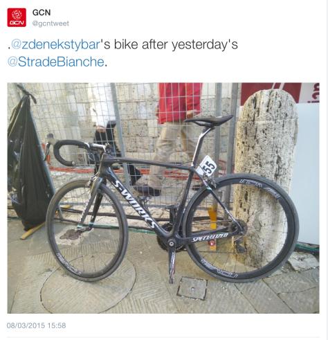 SB Stybar bike