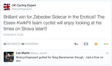 SB Stybar win Cycling Expert