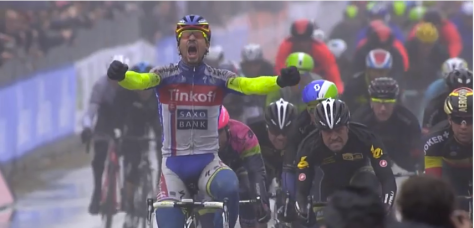 Sagan stage 6 Tirreno