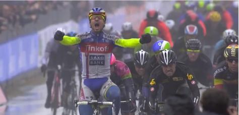 Sagan stage 6 Tirreno