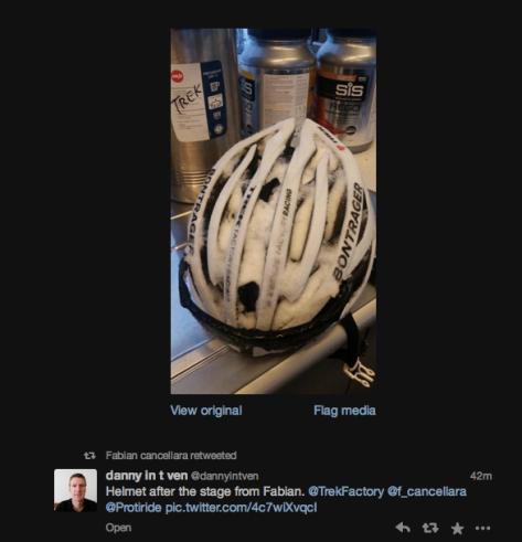 TA snow Fabs helmet