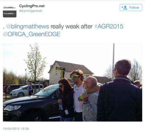 AGR Bling weak