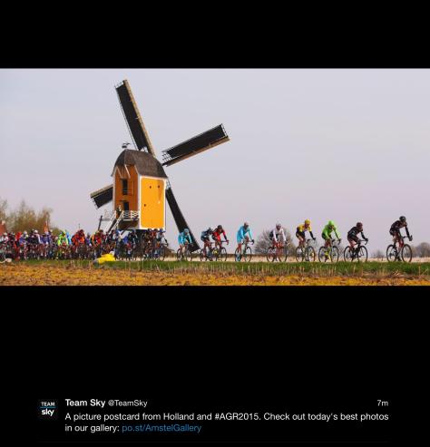 AGR windmill