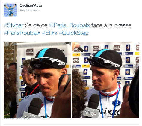 finish Stybar