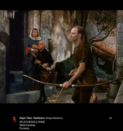 FW arrow