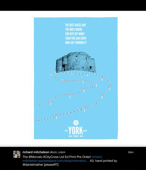 G York poster