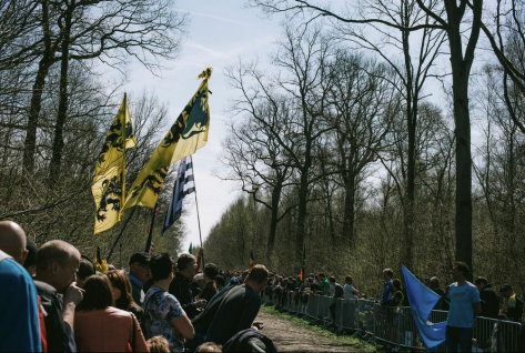PR Baines Arenberg flags