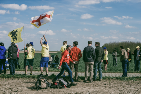 PR Baines flags 2  (Image: Jon Baines))