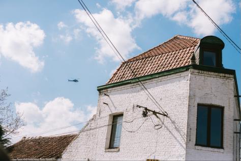 PR Baines helicopter 1  (Image: Jon Baines))