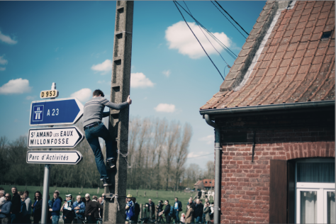 PR Baines pole  (Image: Jon Baines))