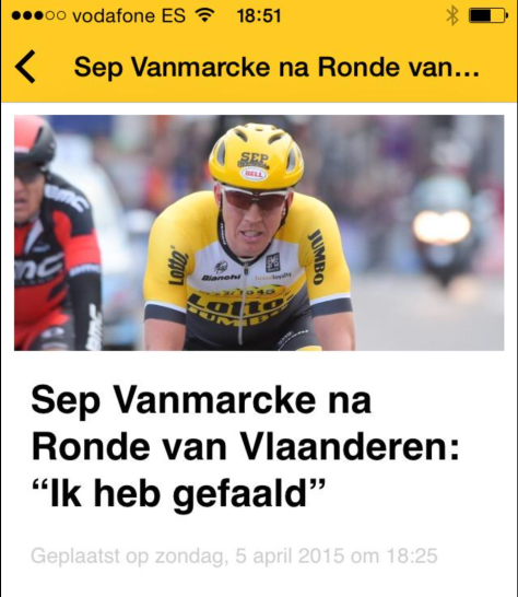 RVV after Sep 1