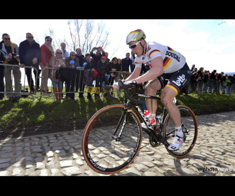 RVV during Greipel
