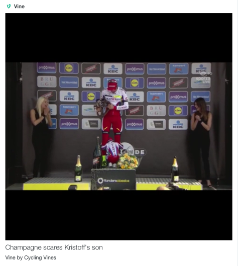 RVV podium Kristoff son