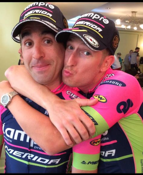 Giro Lampre love 2