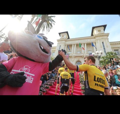 Giro Mascot 3
