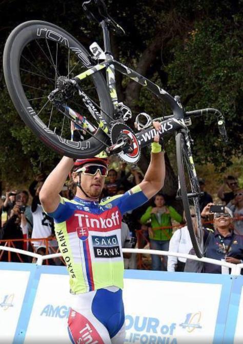 Sagan win 1