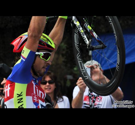 Sagan win 1b