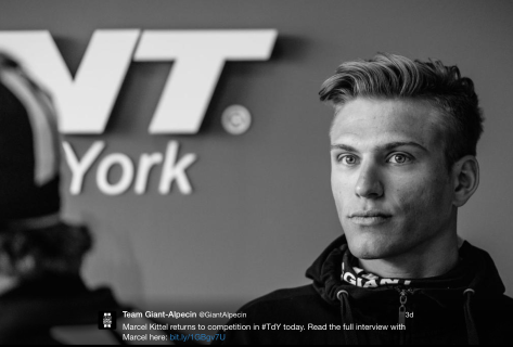 TdY Kittel back