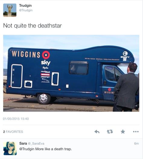 TdY Wiggins deathstar