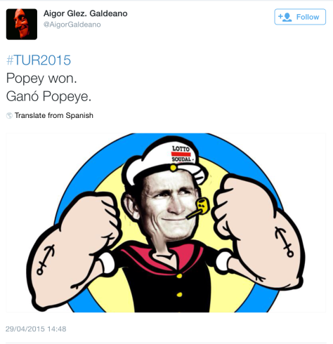 TU Greipel Popeye