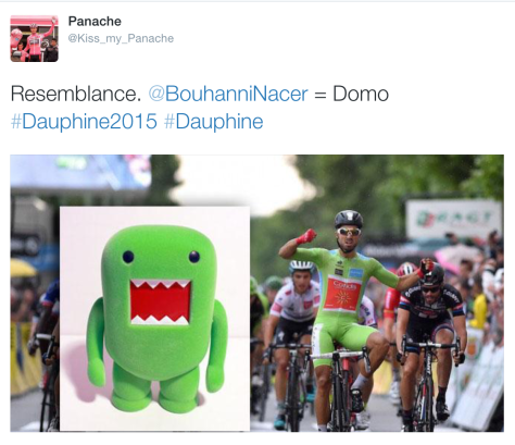 CdD Bouhanni plushie