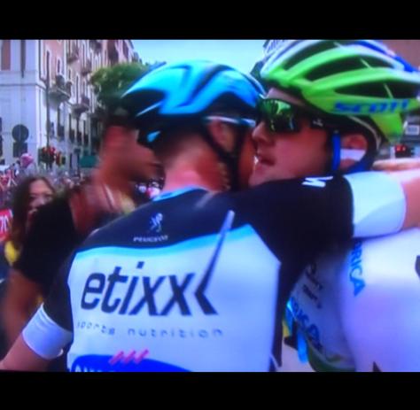 Giro final stage 2