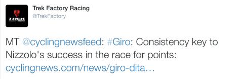 Giro red jersey 3