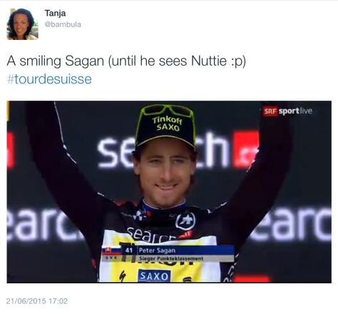 TdS Sagan smile