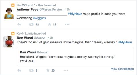 Wiggins start 1